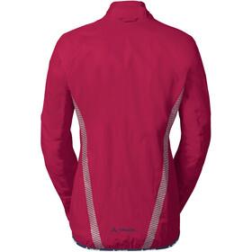 VAUDE Luminum Performance Jacket Damen crimson red